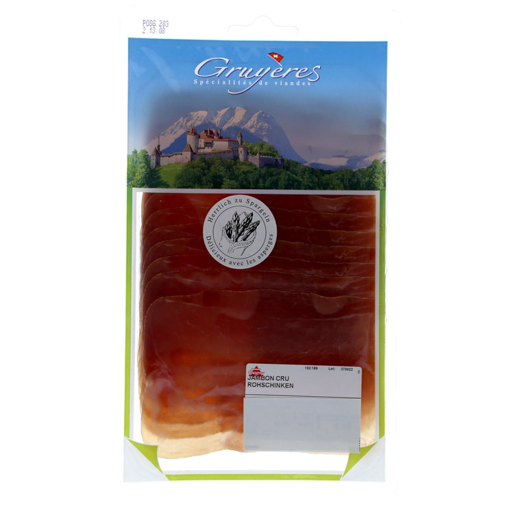 More Dried Meat - Epagny Proscuitto ca. 100g