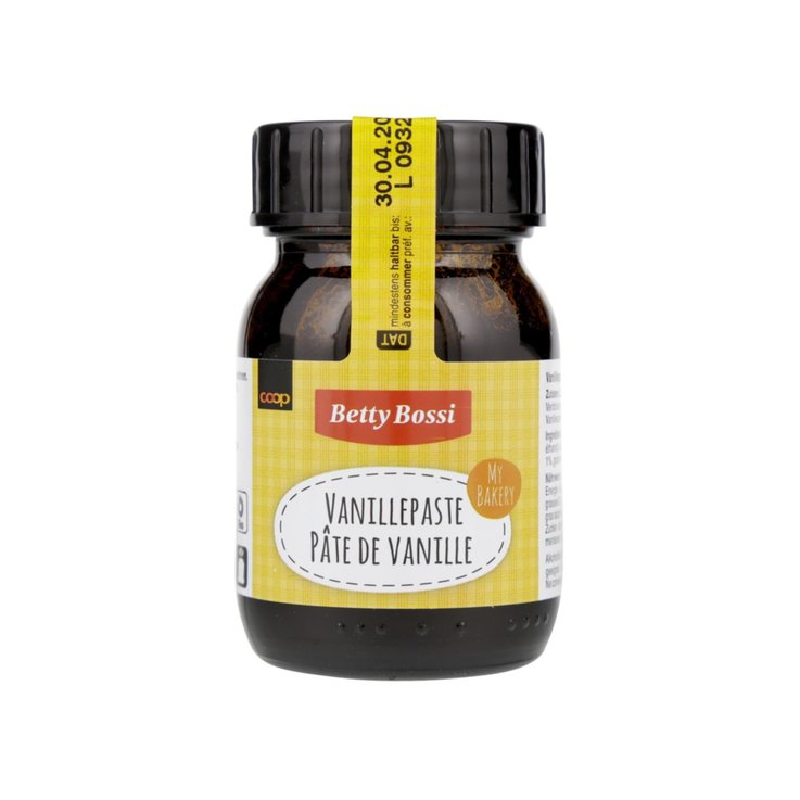 Staples - Betty Bossi Bourbon Vanilla Paste