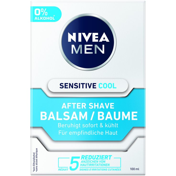 After Shave - Nivea Men Sensitive Cool After Shave Balsam