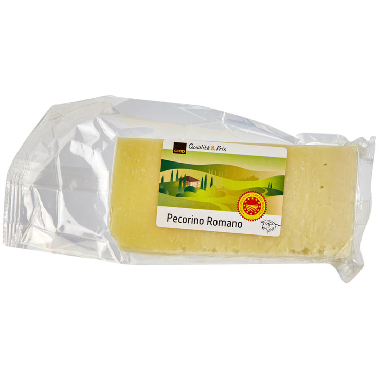 Goat''s & Sheep''s Cheese - Pecorino Romano Cheese ca. 210g