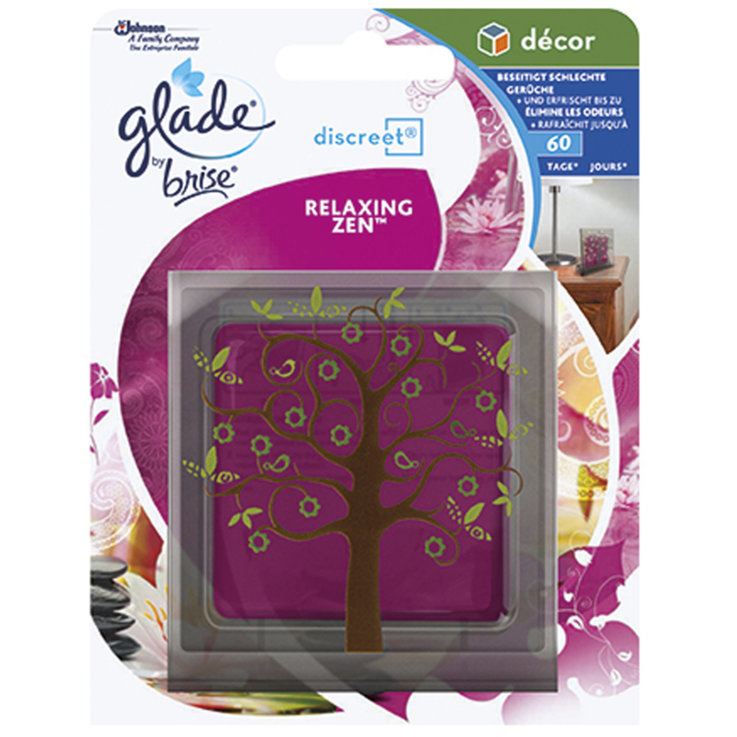 Other Air Fresheners - Glade by Brise Discreet Relaxing Zen Room Deodorizer