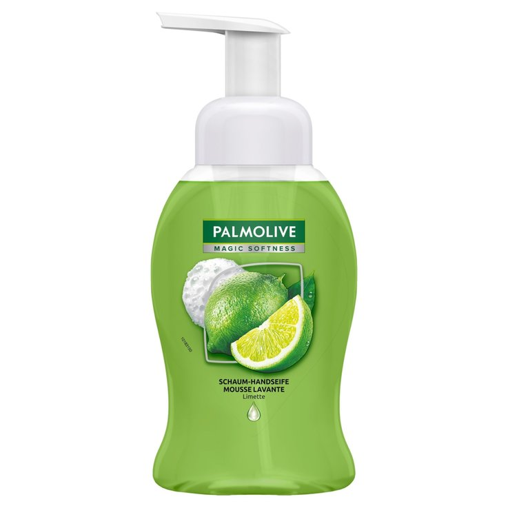 Sapone liquido - Mousse lavante au citron vert (limone verde) Magic Softness Palmolive