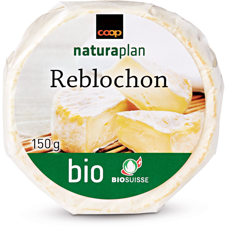 White Mould Cheese - Naturaplan Organic Reblochon Cheese