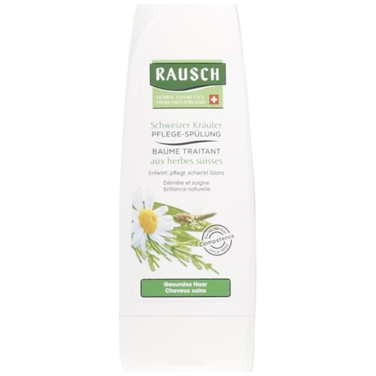 Regular Hair Treatments - Rausch Swiss Herb Hair Care Conditioner
