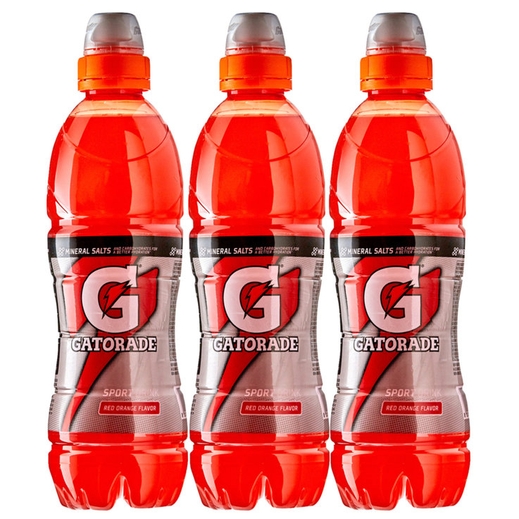 Bevande sportive - Gatorade Red Orange 3x75cl