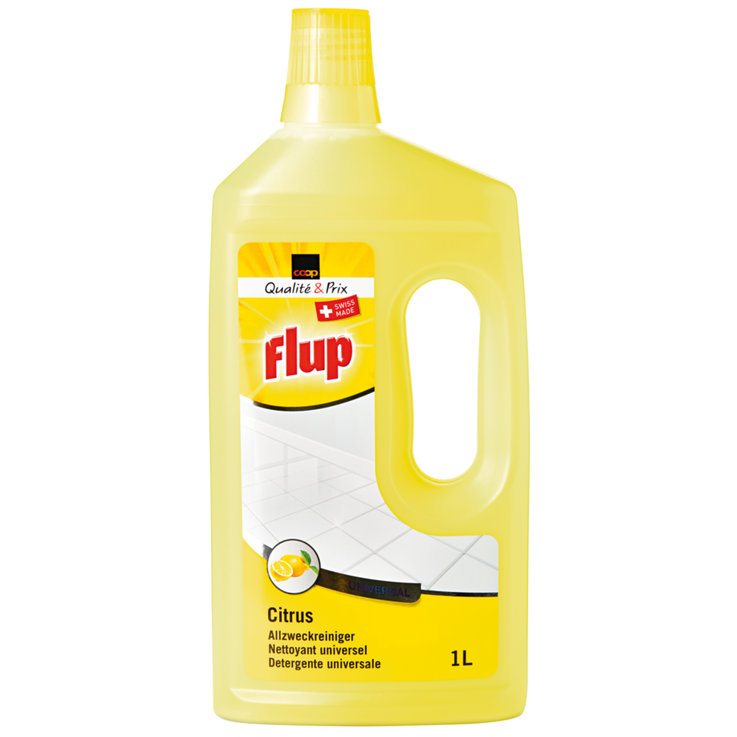 All-Purpose & Floor Cleaners - Flup Citrus Universal Cleaner