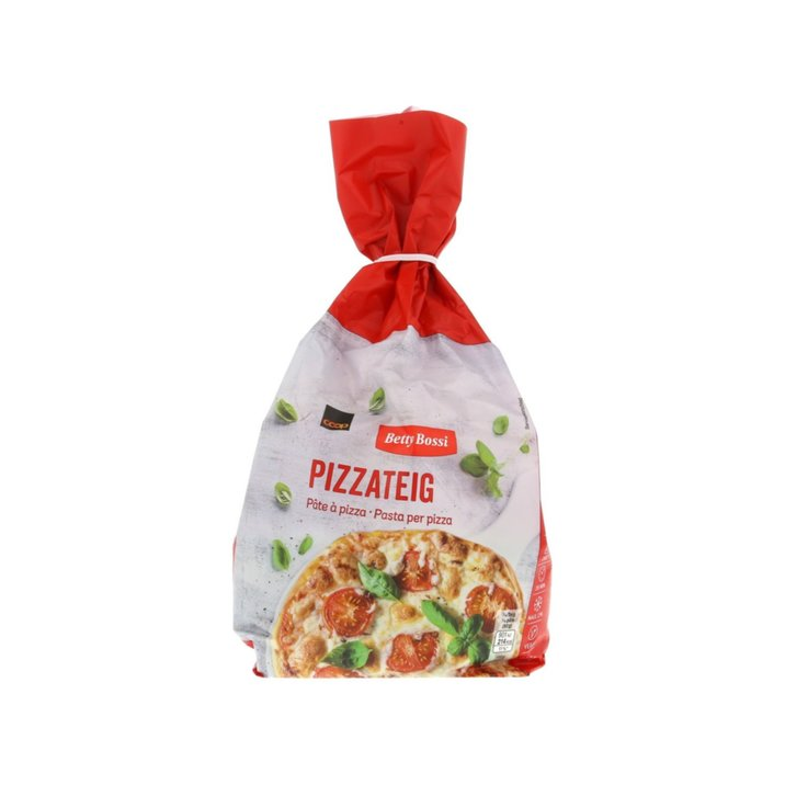 Pizzateig & Pastateig - Betty Bossi Pizzateig