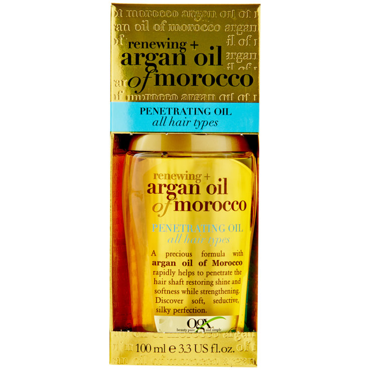 Repair & Color Hair Treatments - Organix Penetrating Argan Oil