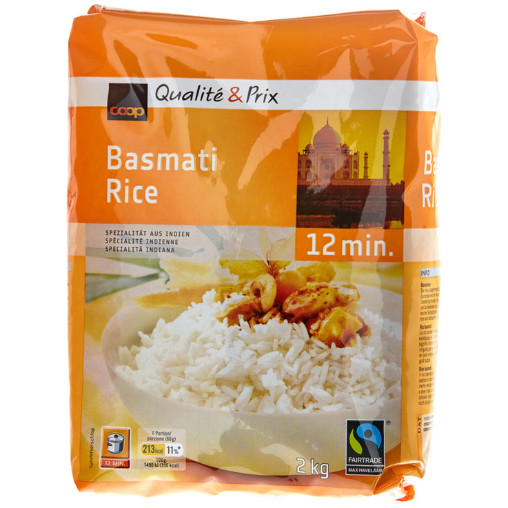 Basmati & Parfum - Fairtrade Basmatireis