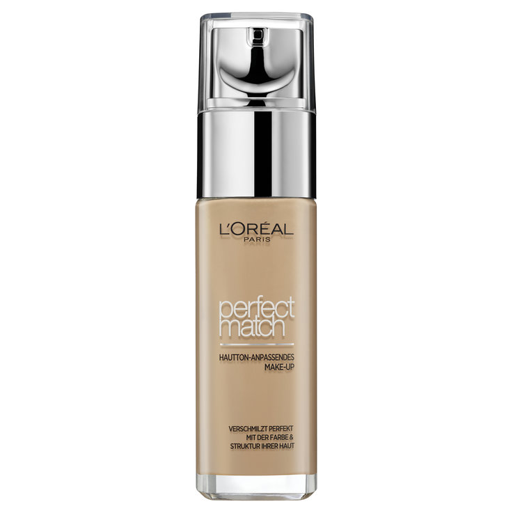Gesicht - L'Oréal Make-Up Perfect Match 4N Beige