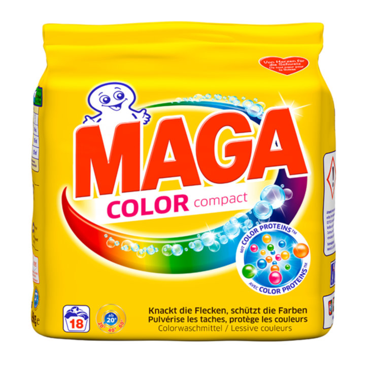 Colour - Maga Color Powder Laundry Detergent 18 Loads