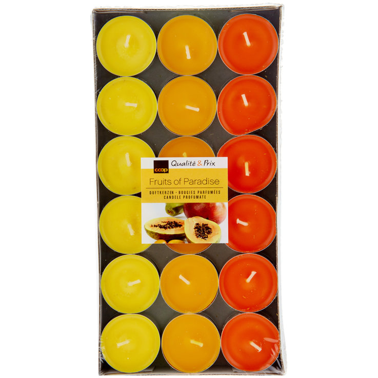 Tealights - Paradise Tealights 36 Pieces