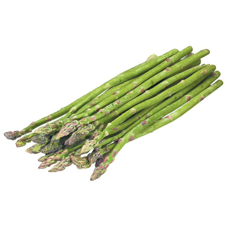 Seasonal Vegetables - Basel Region Green Asparagus
