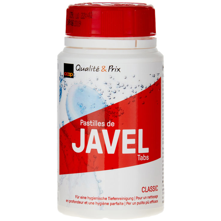 Fleckenentferner - Javel Tabs 35 Pieces