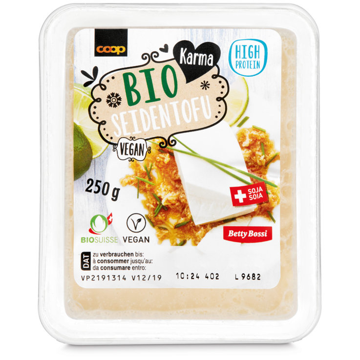 More Fresh Ready-Made Meals - Karma Soft Tofu
