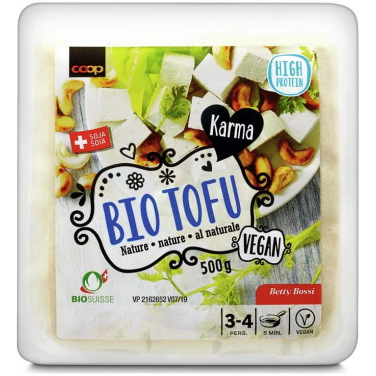 Tofu - Tofu al naturale Karma Betty Bossi