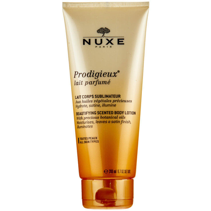 Body Lotion - Nuxe Prodigieux Scented Milk