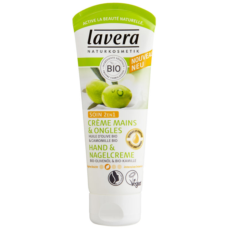 Hands - Lavera Hand & Nail Cream