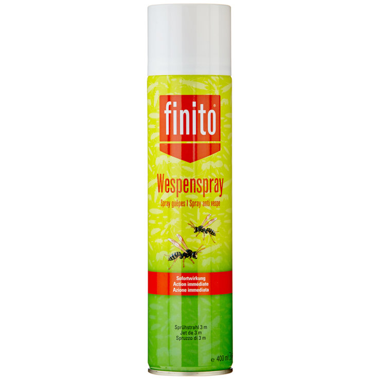Protection contre insectes - Finito Spray guêpes