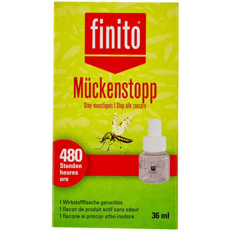 Protection contre insectes - Finito Stop-moustiques Refill