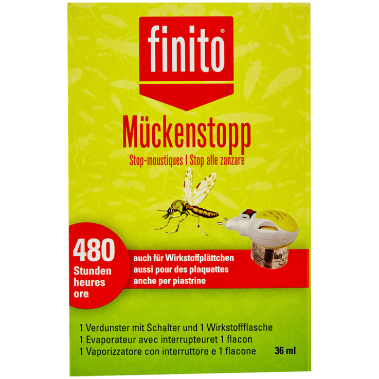 Insect Repellent - Finito Mückenstopp