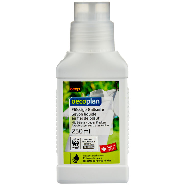 Fleckenentferner - Oecoplan Liquid Gall Soap with Brush