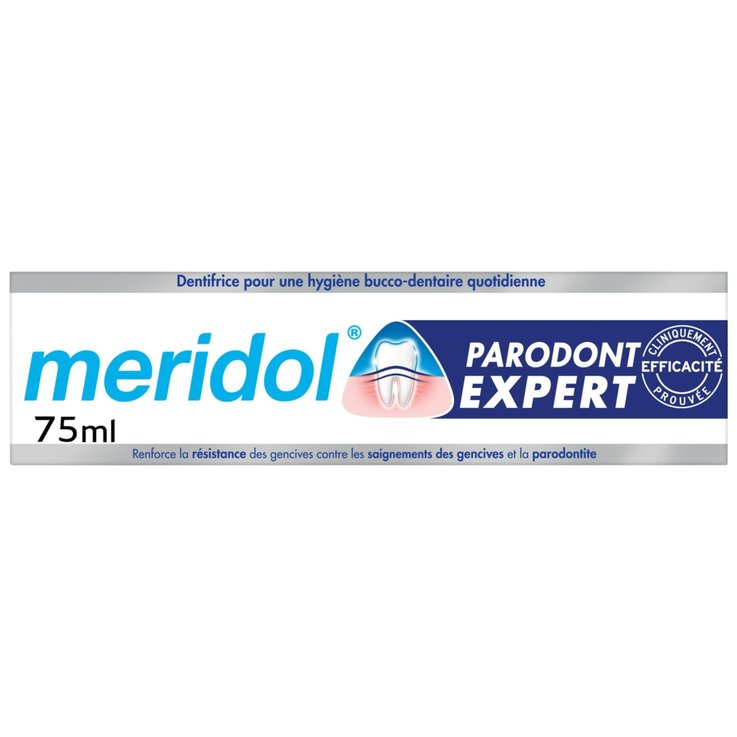 Toothpaste for Adults - Meridol Parodont Expert Toothpaste