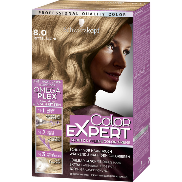 Biondo - Color Expert 8-0 Medium Blonde