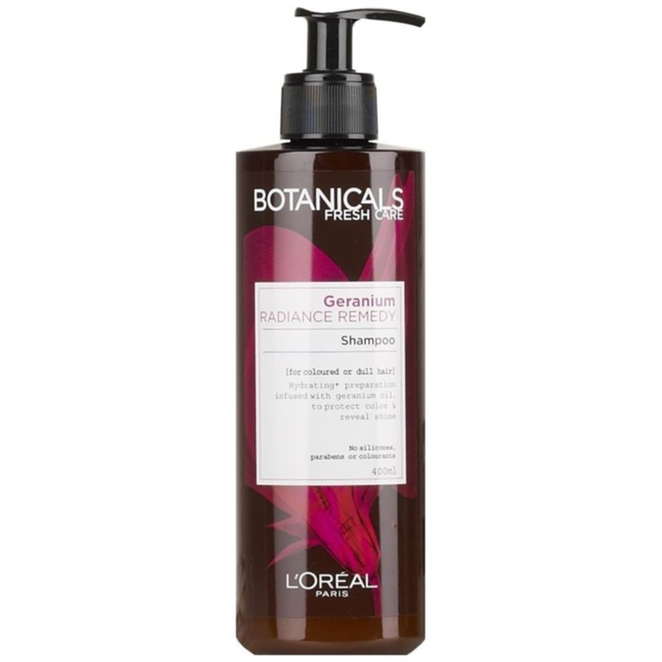 Repair & Color Shampoo - Botanicals Geranium Coloured Hair Shampoo