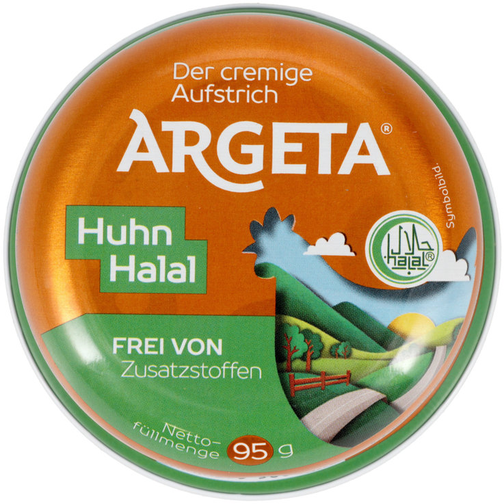 Salty Spreads - Argeta Halal Chicken Pâté