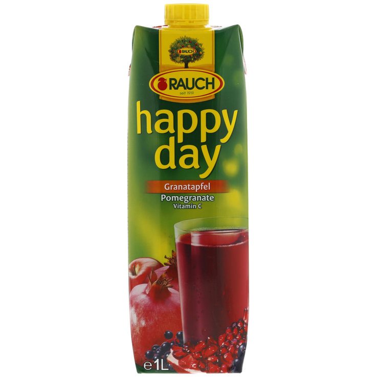 Autres jus de fruits - Happy Day Jus de grenade