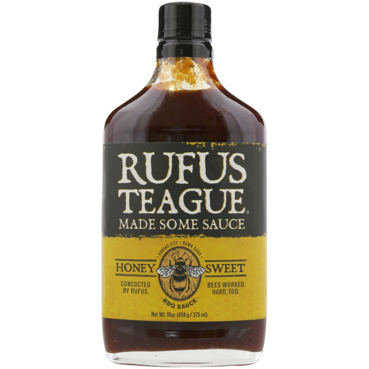 Grill- & Chinoise Saucen - Rufus BBQ Sauce Honey Sweet