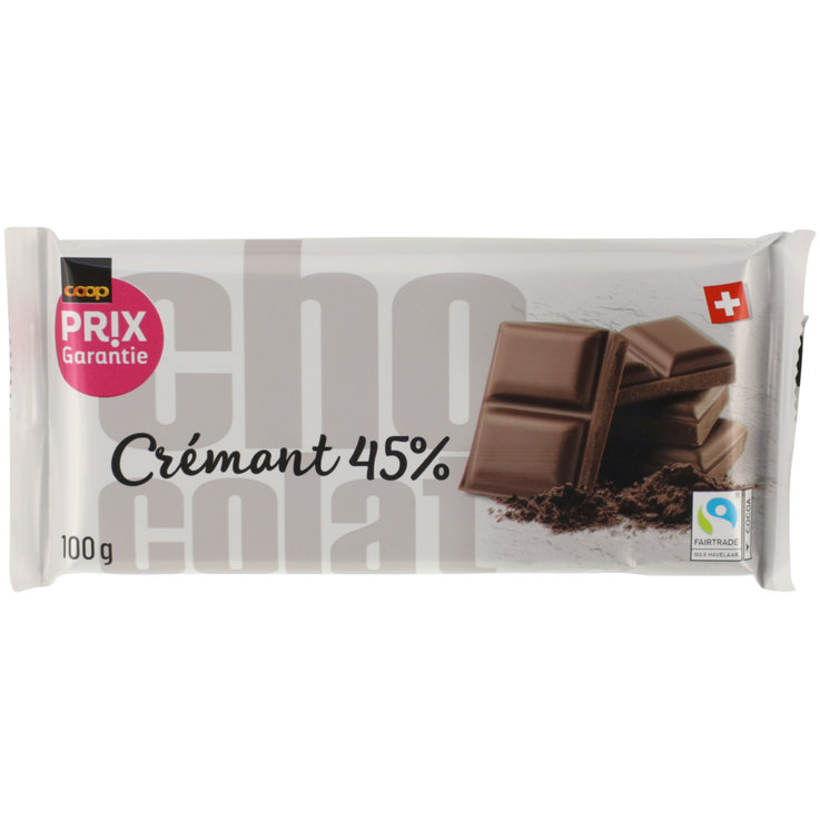 Dark - Prix Garantie Fairtrade Dark Chocolate Bar