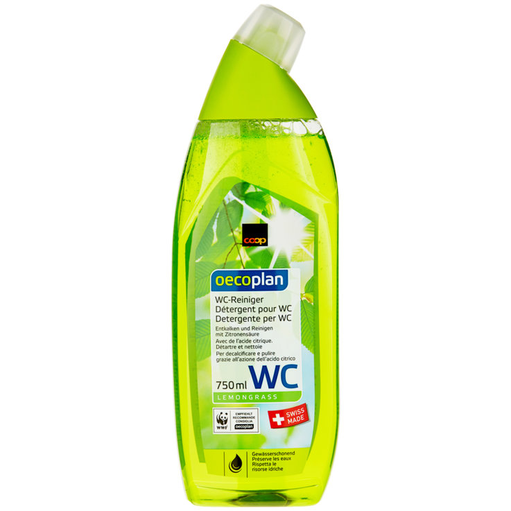 Toilet Cleaner - Oecoplan Liquid WC Cleaner