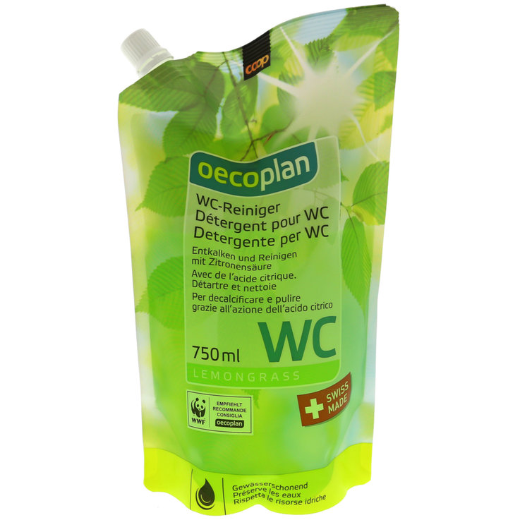 Toilet Cleaner - Oecoplan WC Cleaner Refill