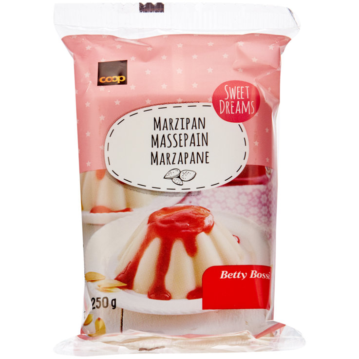 Marzipan - Betty Bossi Almond Paste