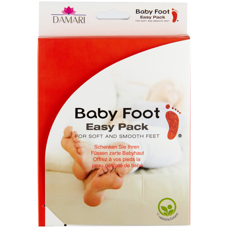 Lotions pour le corps - Baby Foot Easy Pack