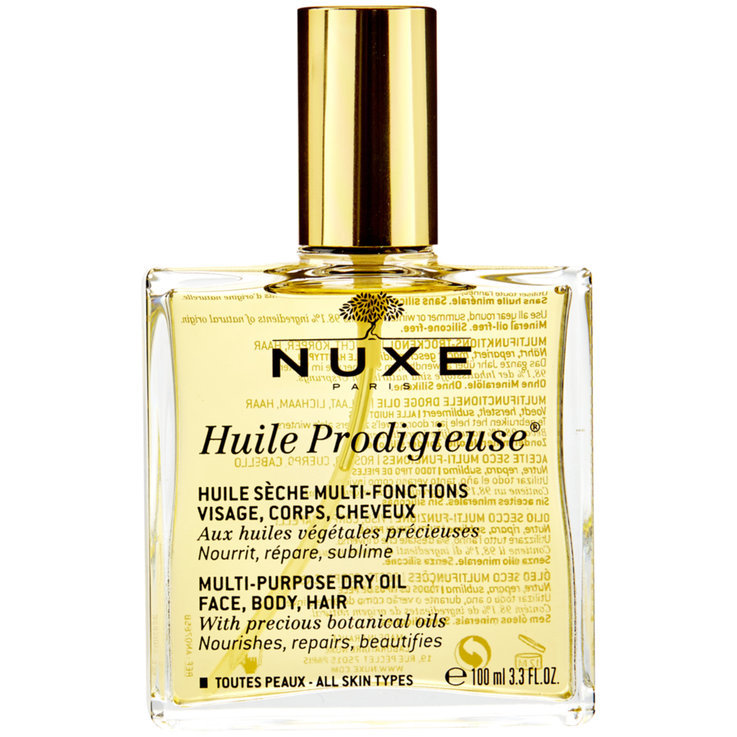 Normal & Mixed skin - Nuxe Prodigieuse Oil