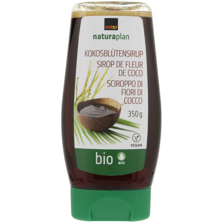 Sweeteners - Naturaplan Organic Coconut Blossom Syrup
