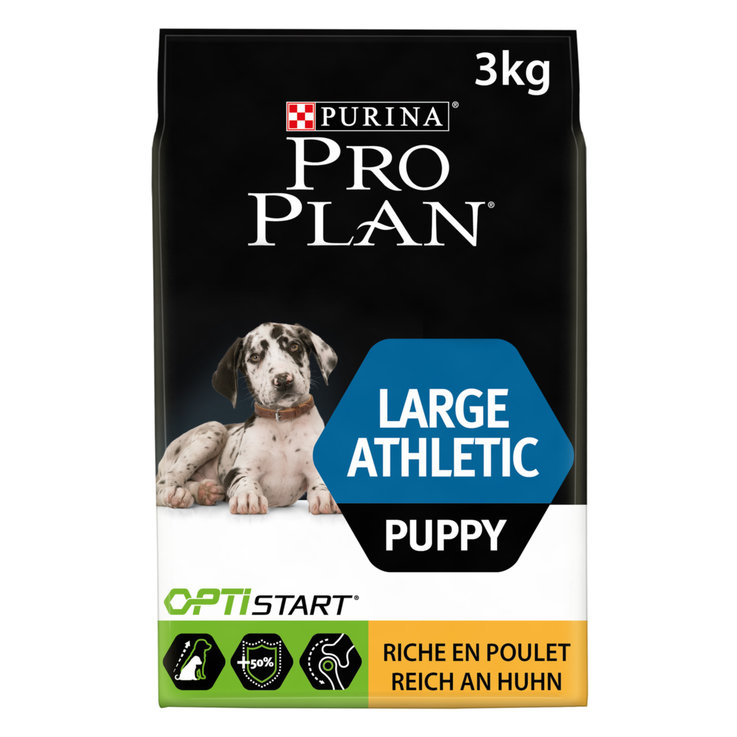 Croquettes - ProPlan Puppy Large Athletic poulet