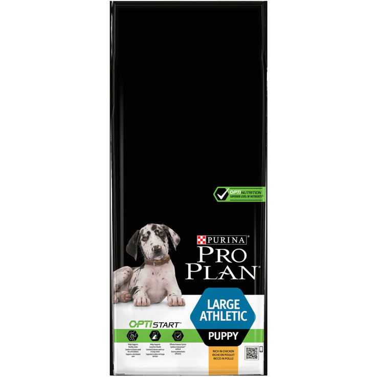 Dry Food - ProPlan Puppy Large Athletic Huhn