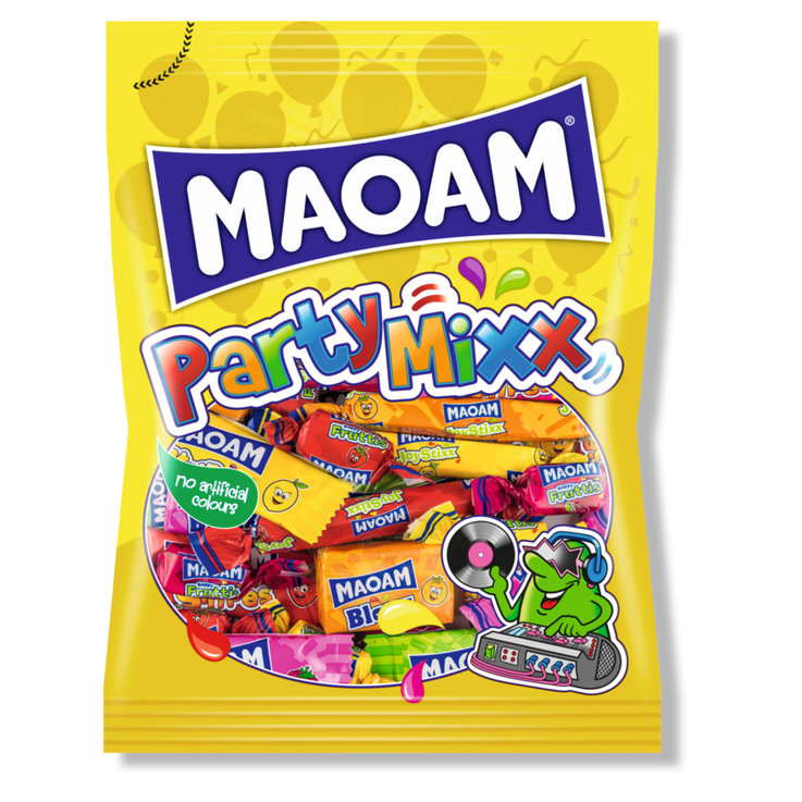 Caramelle morbide & Pastiglie - Party Mixx Maoam