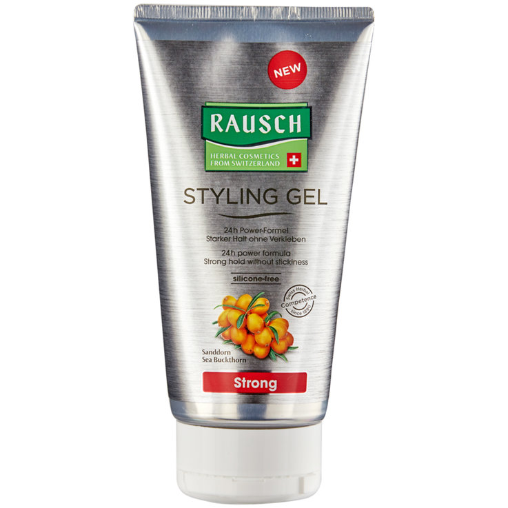Gel - Rausch Strong Styling Gel