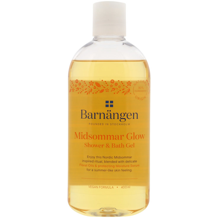 Shower Gel - Barnängen Midsommer Bath & Shower Gel