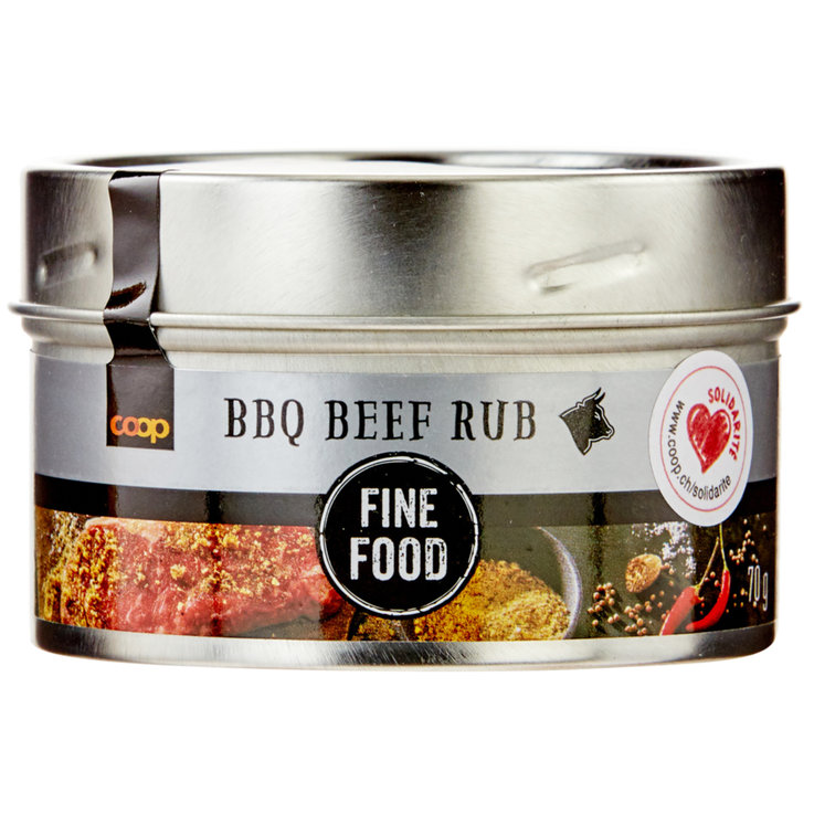 Spezie per carne & Marinate - Fine Food BBQ Beef Rub