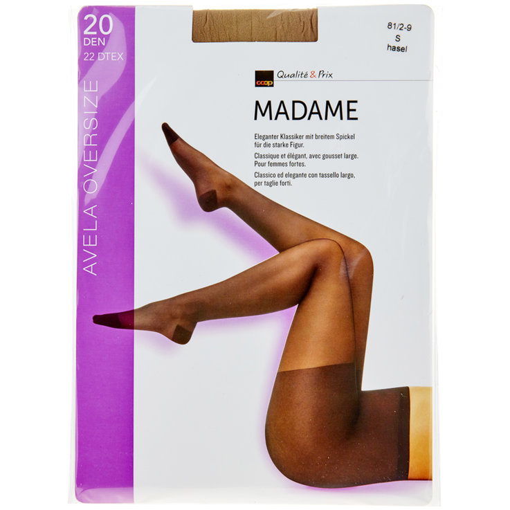 Stockings - Avela Madame 8.5-9 Hazel Tights