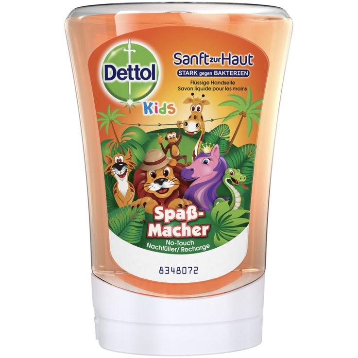 Refill Bags - Dettol No-Touch Kids Grapefruit Liquid Soap Refill
