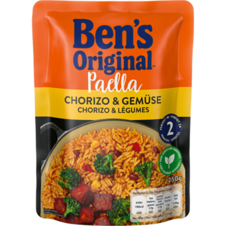Rice Dishes - Uncle Ben's Express Paella