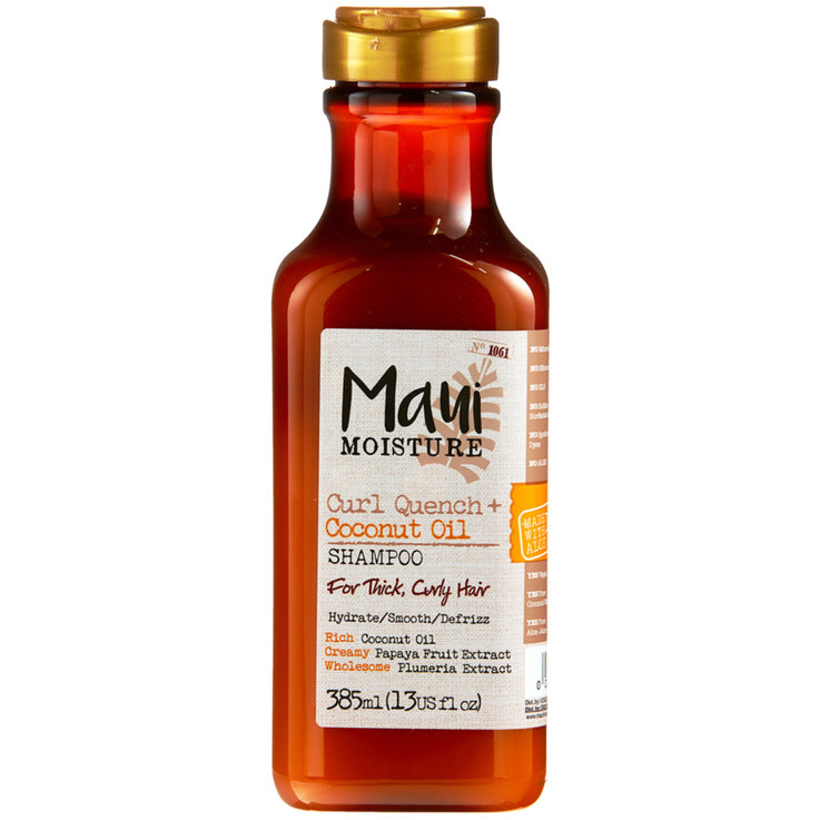 Regular Shampoo - Maui Coconut Oil Shampoo