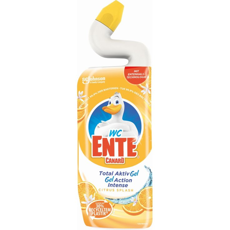 Detergente per WC - Detergente per WC Total Active Gel Citrus WC-Ente